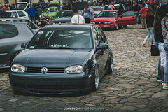 Tuning Show Bardejov 4 / 2016 (Luky Rych) Tags: tuning show bardejov stance slammed camber low lower lowcars vossen audi rs4 vw polo golf skoda mk4 static airide bbs bmw vr6 r8 gti gtr nissan carmeet slovakia canon 100d tamron 1750 automotive photography