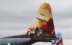 4144 C-130E Pakistan Air Force Fairford 09 07 2016 (dignam.martin) Tags: fairford c130e lockheed pakistanairforce