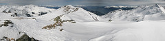Mamories of Winter (Katka S.) Tags: winter alps mountains alpine snow freeze frost panorama nassfeld hermagor white wide landscape
