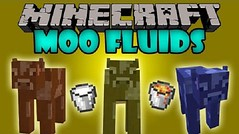 Moo Fluids Mod (MinhStyle) Tags: game video games gaming online minecraft
