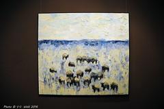 Gallatin Buffalo, Theodore Waddell (V. C. Wald) Tags: jacksonhole grandtetonnationalpark wildlifeart jacksonwyoming nationalmuseumofwildlifeart theodorewaddell gallatinbuffalo