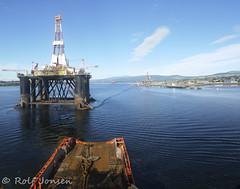 Passing Invergordon (rjonsen) Tags: scotland boat offshore vessel highland rig anchor oil cromarty oilrig firth invergordon anchorhandler