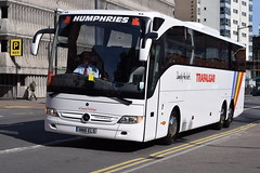 HN16ELS  Humphries, Datchet (highlandreiver) Tags: hn16els hn16 els humphries coaches datchet mercedes benz tourismo bus coach cardiff wales welsh