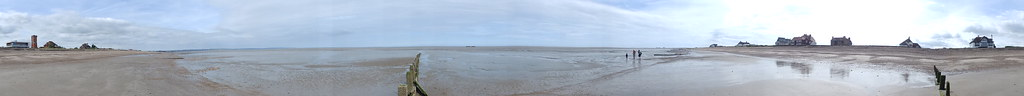 Littlestone,  Kent,  panoramic