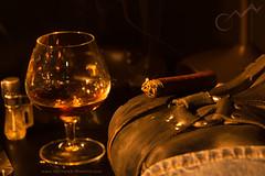 Leather   Smoke   Fire Water (Octane Photo) Tags: cigar cigars smoke smoking liquor scotch boot boots wesco