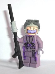 Zam Wesell (LSW The Force Awakens DLC) (OB1 KnoB) Tags: lego star wars minifig minifigure mini fig figure figurine custom zam wesell zamwesell jango fett jangofettsslave1 prequel trilogy character pack dlc theforceawakens force awakens le rveil de la episode episode7 episodevii 7 vii 2 ii episode2 episodeii bounty hunter bountyhunter