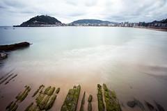 San Sebastian (frasse21) Tags: sansebastian donostia spain longexposure le leefilter bigstopper water travel