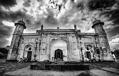 Kella ! (TanjilRahman) Tags: lalbagfort kella lalbag fort olddhaka oldtown bangladesh dhaka history war king mystery sky skyscrapers tanjil