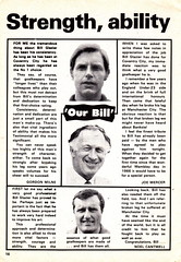 """Coventry City """"Sky Blues"""" vs England 1966 World Cup XI - Bill Glazier Testimonial - 1974 - Page 16 (The Sky Strikers) Tags: coventry city sky blues england 1966 world cup xi bill glazier testimonial our official souvenir programme highfield road 10p"""