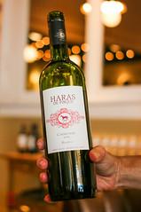 Haras de Pirque Carmenere 2013 (luyaozers) Tags: nyc wine manhattan food restaurant upscale luxury dining yummy park avenue summer alcohol bottle