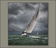 Venomous Round the Island 2016hdr (rogermccallum) Tags: solent sail sailing roundtheisland sea frame hdr platinumheartaward