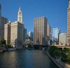 The Chicago River (Diacritical) Tags: chicago august32016 leicacameraag leicamtyp240 summiluxm11435asph f80 ¹⁄₂₅₀sec centerweightedaverage ¹⁄₂₅₀secatf80 0ev 35 iso200 chicagoriver river panorama chicagotribune chicagoriverwalk city