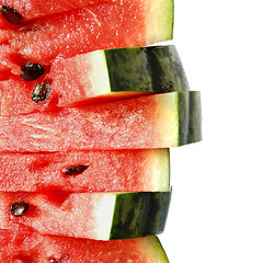 untitled (brescia, italy) (bloodybee) Tags: 365project watermelon melon fruit vegetables food seeds macro square red green white