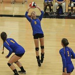 SHS Varsity Volleyball vs WHS & LHS 8-30-2016 Courtesy