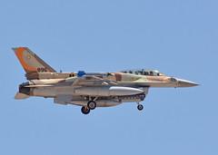 Israel 896 2016-08-09 (EOR 1) Tags: f16i 896 idf israeliairforce redflag164 nellisafb