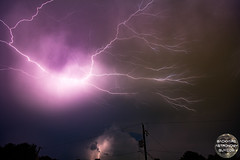Passing storm 11 of 12 (backyardastronomyguy) Tags: lightning storm clouds thunder