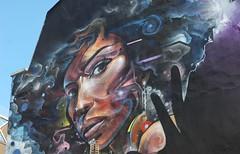 Brixton Mural (nigelphillips) Tags: mural graffiti spraypaint brixton london streetart