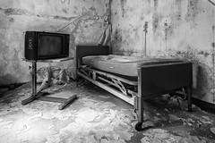 brain rot. (stevenbley) Tags: abandoned urbanexploration urbanexploring urbex decay newjersey nj rust guerillahistorian sneak breeze grime decayed bokeh peelingpaint hospital exploring urban asylum psychiatric asbestos psychiatrichospital urbandecay