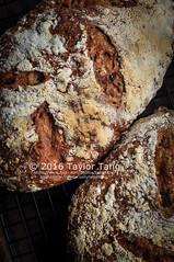 Homemade bread and yogurt (TailorTang) Tags: homemade bread yogurt greekyogurt raspberry mintleaf apricot fresh food foodphotography stilllife 50mm 5014