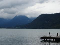 Wolfgangsee (muck-magnet) Tags: wolfgangsee lake st gilgen2