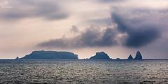 Tempesta? (jepiswell) Tags: storm seascape estartit illes medes costabrava catalunya catalonia sky clouds