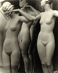 Umbo (Otto Umbehr), Mannequins, 1928 (omoo) Tags: vintage naked mannequins 1928 undressed umbo unclothed vintagemannequins nakedmannequins ottoumbehr umboottoumbehr1928mannequins