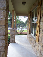 Rockwall Front Porch