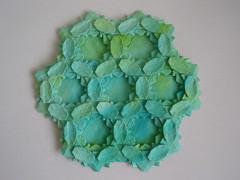 Alienation Dodecagram Tessellation - Clint Joe (Monika Hankova) Tags: paper origami tessellation