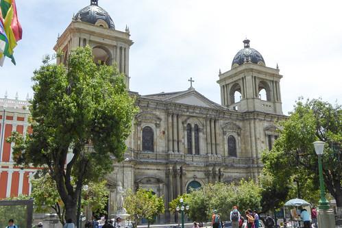 Plaza 16 de Julio
