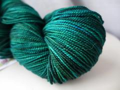 Sundara Yarn Sock Yarn - Under The Sea (ladydanio) Tags: sea stash sock under yarn the sundara