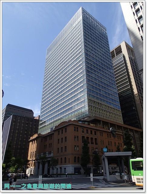 東京旅遊東京火車站日本工業俱樂部會館古蹟飯店散策image002