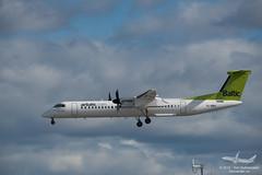 Air Baltic - YL-BBU - DHC-8 Q400 (Aviation & Maritime) Tags: norway osl gardermoen dhc dash8 engm oslolufthavngardermoen airbaltic dhc8 osloairport dehavillandcanadadhc8402qdash8 osloairportgardermoen ylbbu