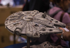 Star Wars Convention 2015 (NaveedKay) Tags: canon star starwars geek cosplay action celebration convention 7d wars anaheim figures 59mm