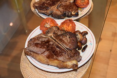 DSC_3832 Aged T Bone Steak Cooked to perfection (photographer695) Tags: t steak bone aged cooked