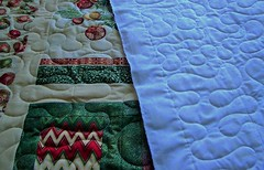 C2247 Quilt front & back. (Connie Roling Jurgs SEAJAY Quilting) Tags: basting