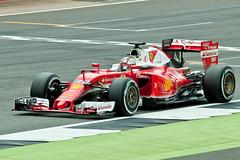 Gorgeous Ferrari.. (mickb6265) Tags: ferrari silverstone formulaone scuderiaferrari charlesleclerc ferrarisf16h formulaonetestday