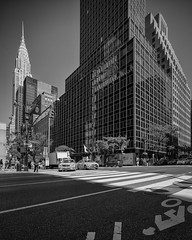 2nd Avenue (86) at 42nd Street (shooting all the buildings in Manhattan) Tags: nyc newyorkcity ny newyork architecture us manhattan july chryslerbuilding 2ndavenue 2016 williamvanalen cornerbuilding