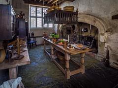 Photo of Plas Mawr Kitchen, Conwy