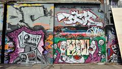graffiti amsterdam (wojofoto) Tags: graffiti amsterdam netherland nederland holland wojofoto wolfgangjosten ndsm bastard