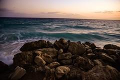 The Pier  .. Dawn Time (Hazem Hafez) Tags: rocks mediterranean egypt peer hacienda northcoast highseas veryearly dawntime