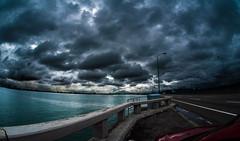 The Scene (aludatan) Tags: sky cloud mountain nature image random fisheye malaysia penang amateur astounding astoundingimage club16