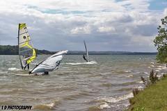 IMG_0773 (lesleydoubleday) Tags: rutland rutlandwater windsurfers whitwell