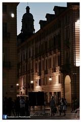 Torino by Night - Luglio 2016 Riccardo Evola 21 (Riccardo Evola) Tags: torino turin night city po murazzi piazzacastello palazzomadama piazzasancarlo piemonte turismo