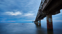 Baltic Dreams II (Froschknig Photos) Tags: baltic dreams ii balticdreams michau froschknigphotos zinnowitz ostsee usedom seebrcke tauchglocke 2016 sel16f28 6000 a6000 ilce6000 sonyalpha6000 ecu
