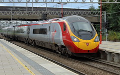 Virgin West Coast - 390006 (dgh2222) Tags: pendolino class 390 390006 9s55 stafford station