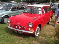 Ford Anglia Estate Car (105E) 1967 (andreboeni) Tags: classic british car automobile cars automobiles voitures autos automobili classique voiture oldtimer retro auto ford anglia 105e estate wagon break kombi