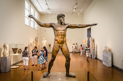 Zeus Artemision (mAlexandros) Tags: architettura atene geo grecia musei museonazionaleatene nikon greece athens attiki attica beautiful best ellade ellada ellas