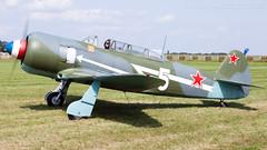 Yakovlev Yak-11, D-FJII (Boran Pivcic) Tags: yak11 yakovlev yakovlevyak11 dfjii c11 aeroc11 ciav varazdin ldva