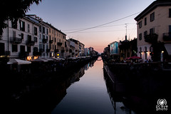 Sunset Naviglio Grande (andrea.prave) Tags: darsena naviglio navigliogrande lombardia italia milano canale tramonto sunset atardecer solnedgng solnedgang      coucherdusoleil  zonsondergang prdosol  puestadelsol sonnenuntergang milan  mailand     milanoinfoto lombardy italy