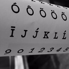 TypeMedia Nina Stossinger (LettError) Tags: jacute typography character dutch language type typedesign typemedia
